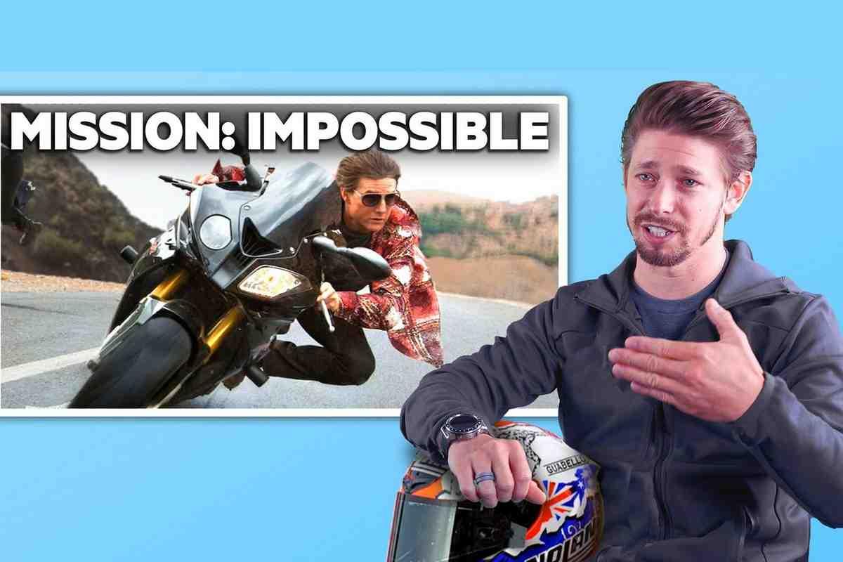 Чемпион MotoGP Кейси Стоунер оценил реалистичность киношных трюков на мотоциклах