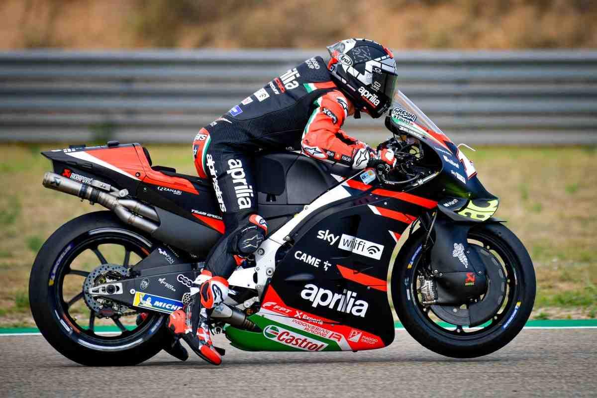 MotoGP: Виньялес не уверен, что быстро догонет Алеша Эспаргаро по уровню владения Aprilia RS-GP