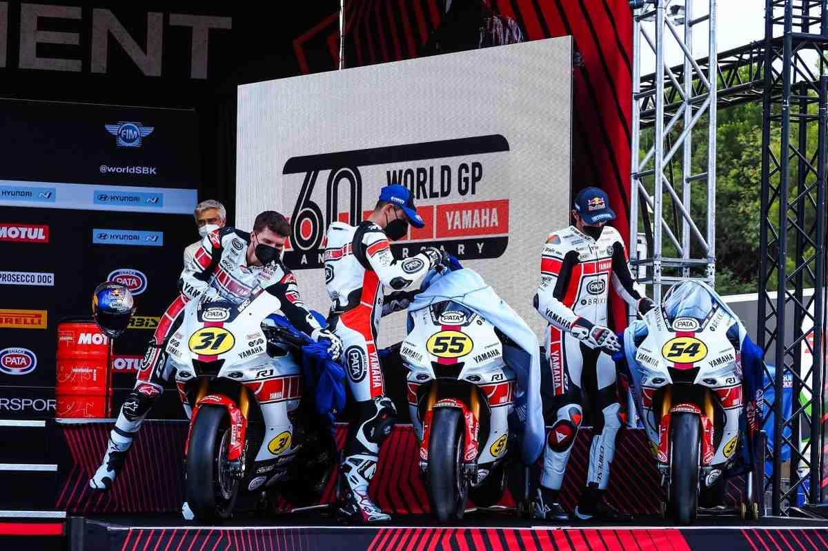 Yamaha ����������� ��������� ������ ������� World Superbike � Supersport � ���������