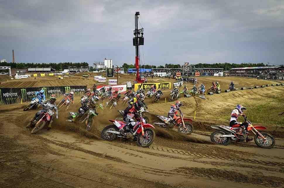 Мотокросс MXGP: расписание и онлайн хронометраж Гран-При Фландрии (Бельгии)