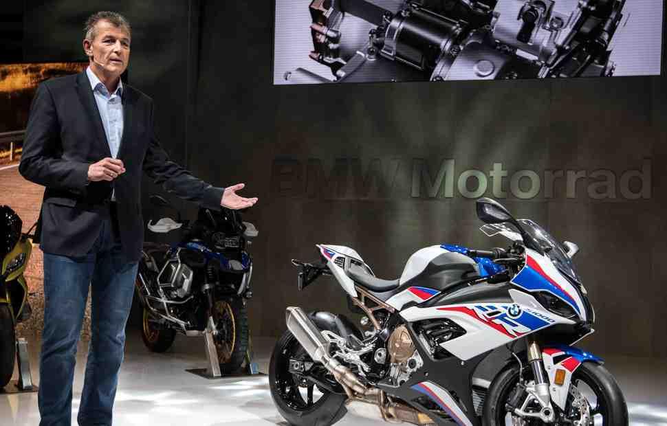 BMW Motorrad готова к Brexit по любому сценарию