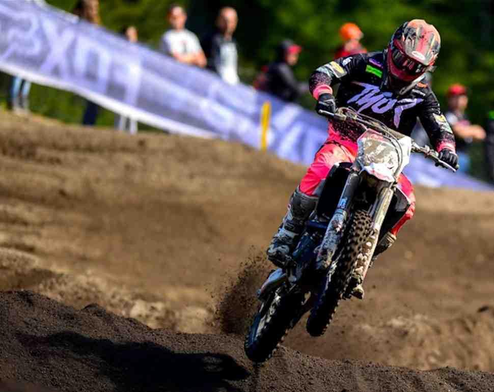 Мотокросс: Бобрышев о Гран-При Европы MXGP - жив-здоров, а железяки починятся