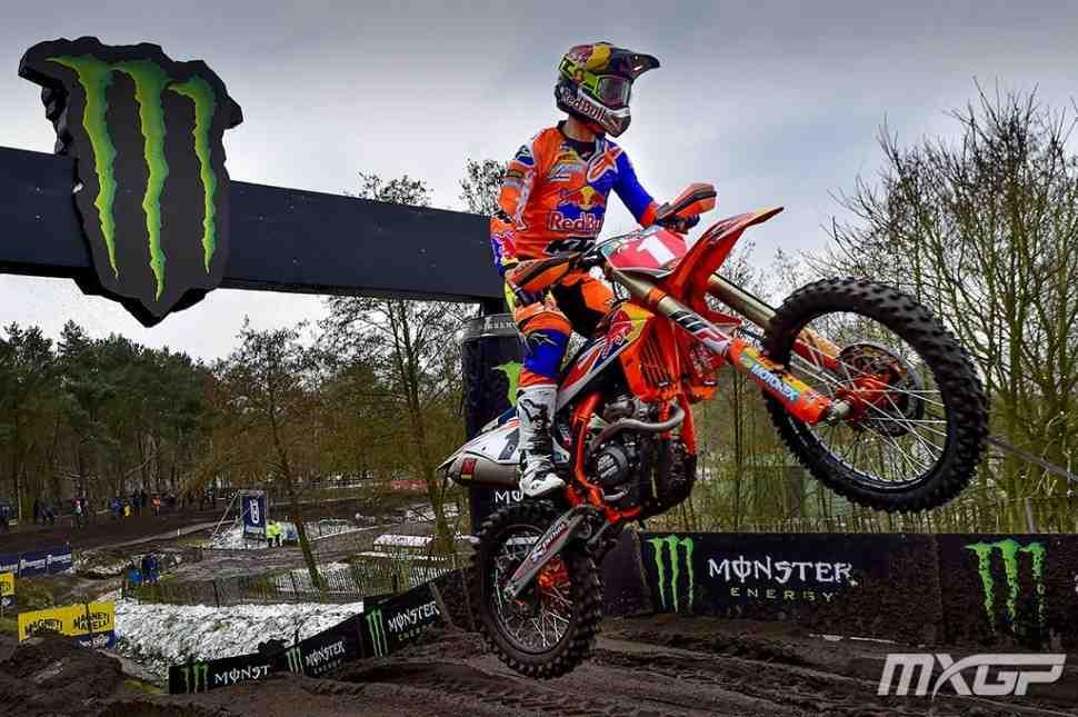 Мотокросс: победный дубль KTM в MX2 - результаты Гран-При Европы