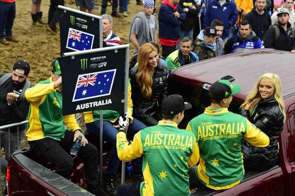 Team Australia может отменить свое участие в международных гонках FIM 2020 года