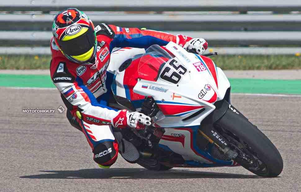 RSBK: Superbike - кто в соперниках у Леонова?