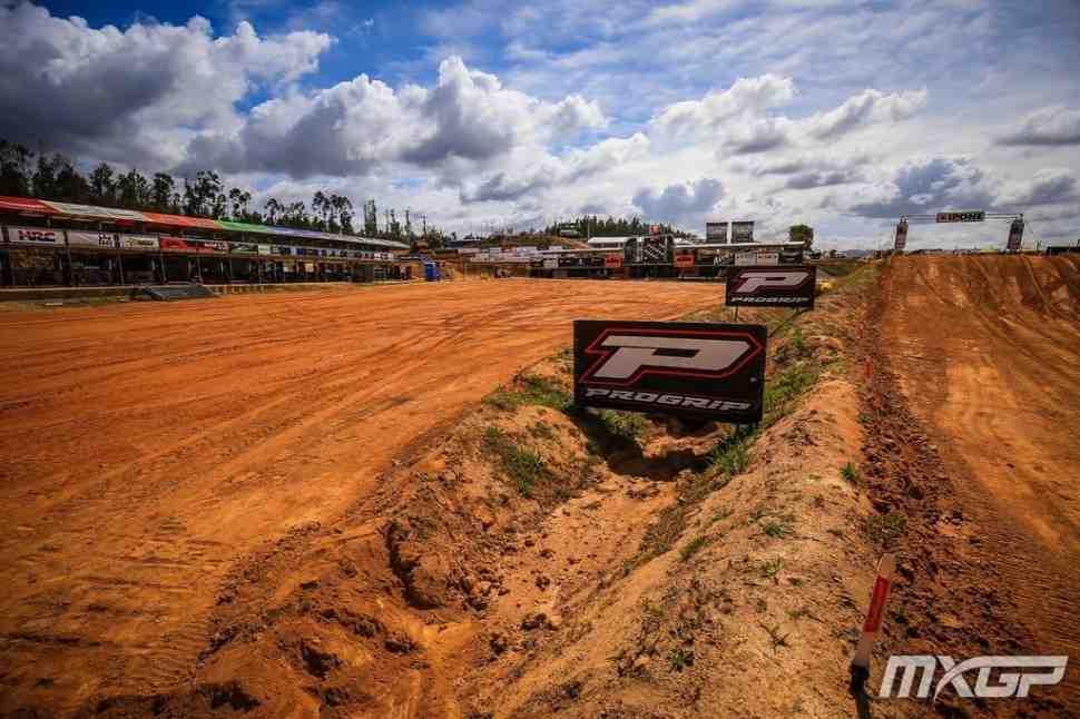 Мотокросс: Гран-При Португалии MXGP в Agueda - фото пятницы