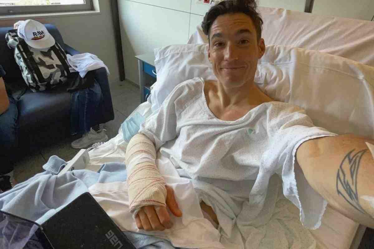 MotoGP: Алеш Эспаргаро поспешил сделать операцию на правой руке до Муджелло