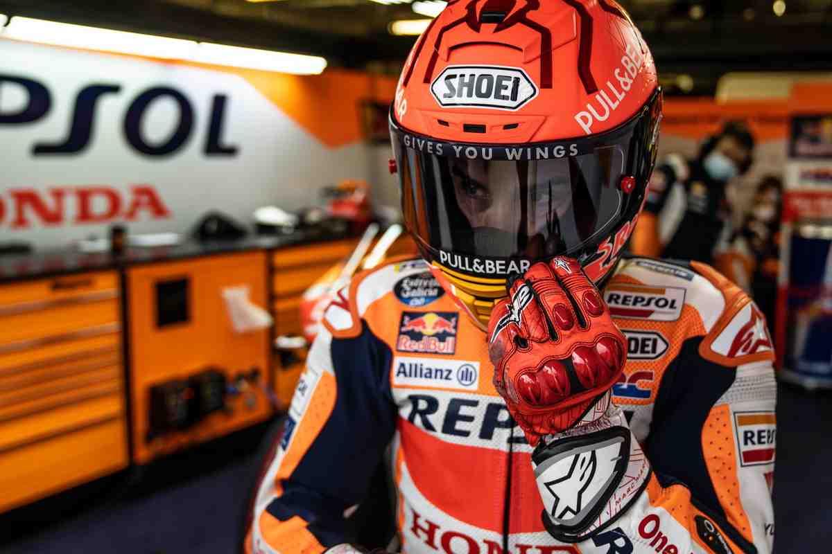 MotoGP: Почему Марк Маркес не потерял мотивации после серии падений в Ле-Мане