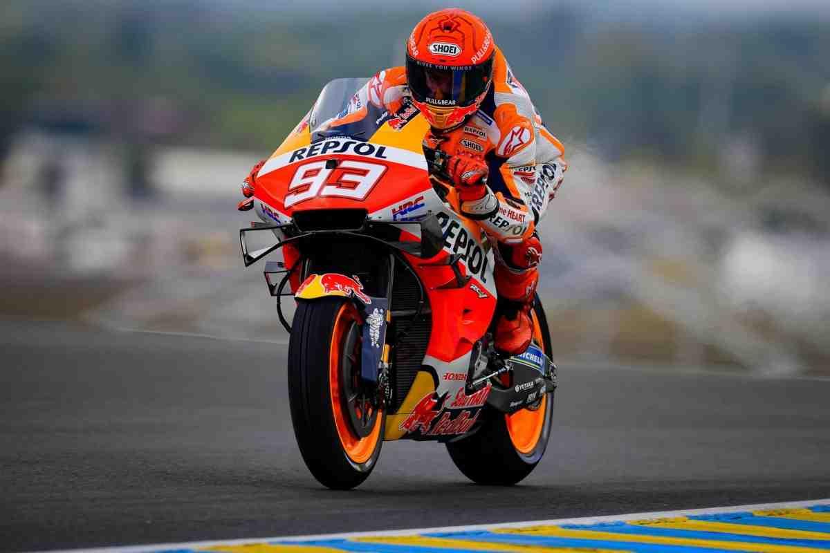 MotoGP: Вспомнить всё - Марк Маркес возвращает конфигурацию Honda RC213V «под себя» - фото