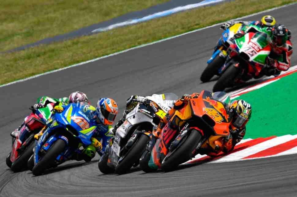 KTM в MotoGP: полпути между прошлым и будущим