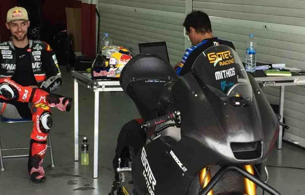 Совместный проект MV Agusta и Suter хочет вернуть Йонаса Фольгера в Moto2