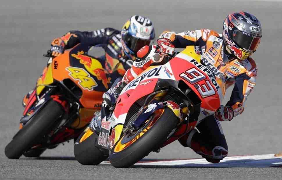 Пол Эспаргаро в фантастической ситуации - у него сразу два контракта от заводских команд MotoGP!