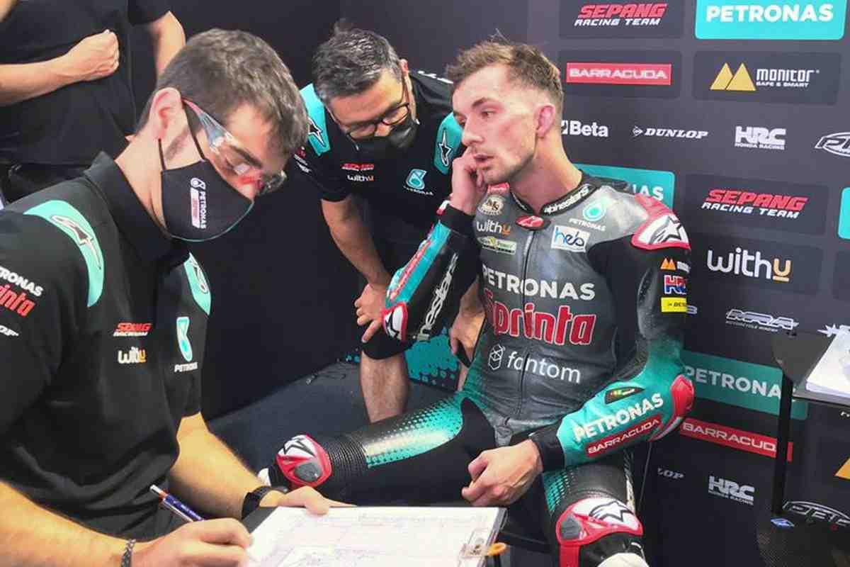 Джон Макфи и Реми Гарднер возглавили FP1 Гран-При Германии в классах Moto3 и Moto2