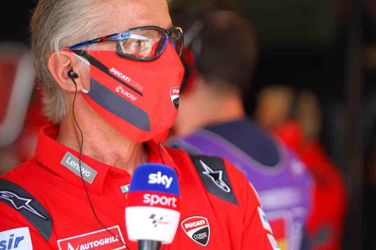 MotoGP: Паоло Чьабатти раскрыл давний план - переманить Gresini Racing в стан Ducati