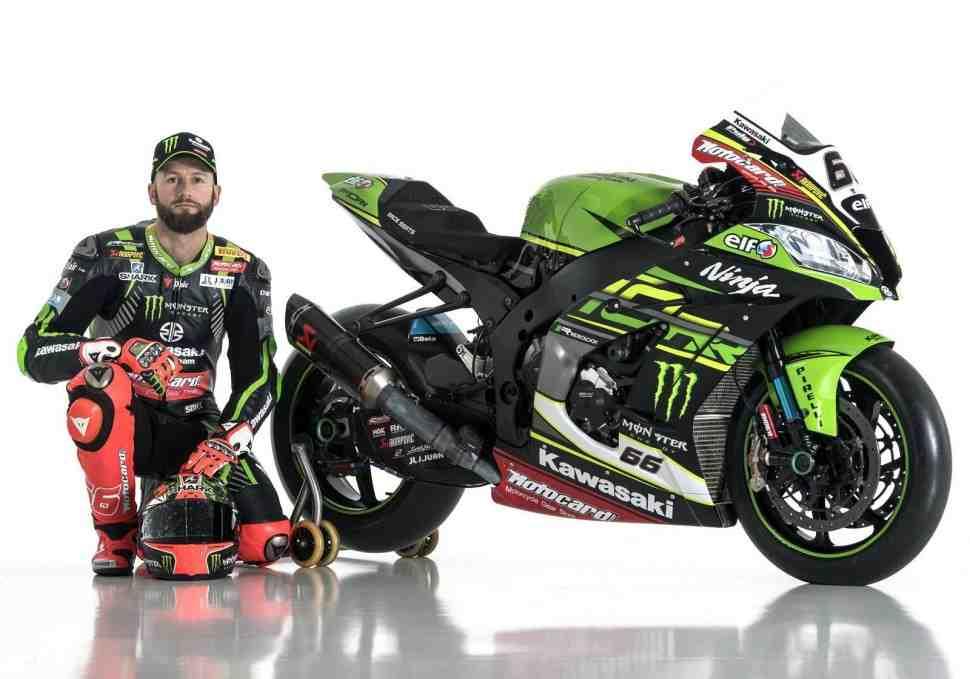 WSBK: Том Сайкс расстается с Kawasaki Racing Team