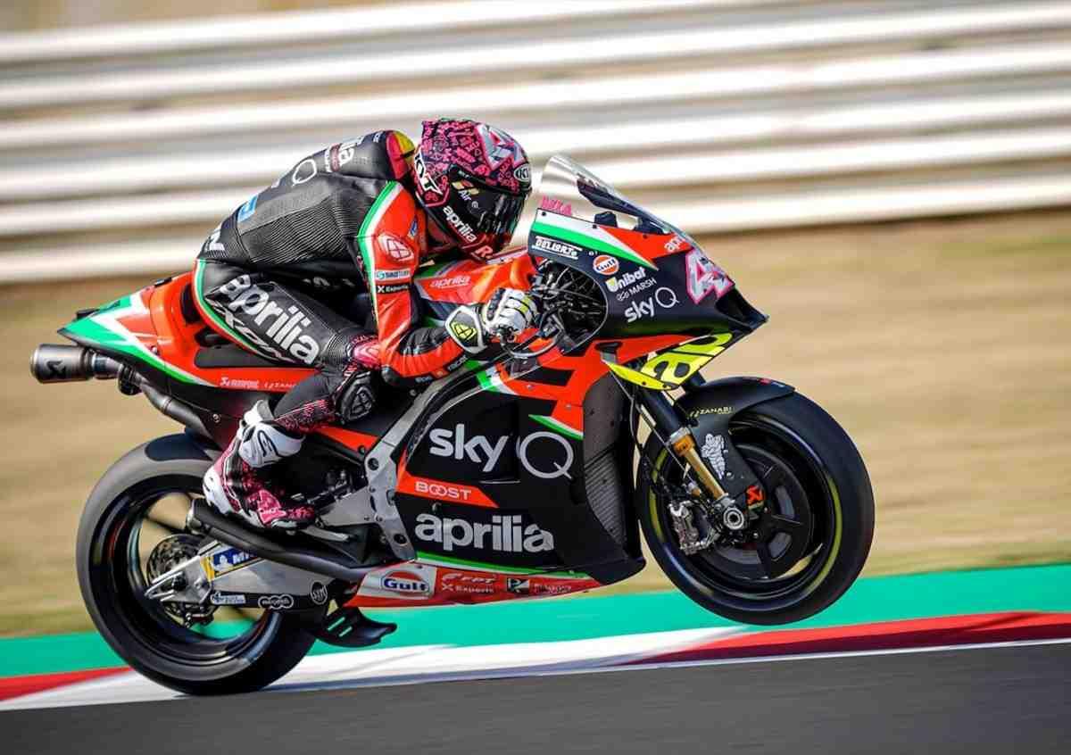 MotoGP: Изменения в результатах FP3 Гран-При Сан-Марино - Алеш Эспаргаро прошел в Q2!