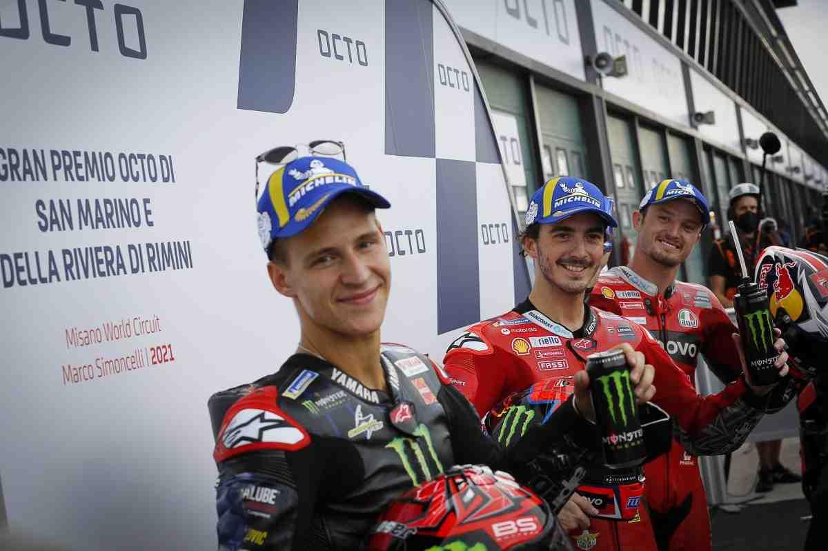 Туманный прогноз на гонку MotoGP в Мизано: дождь и страх Куартараро потерять лидерство