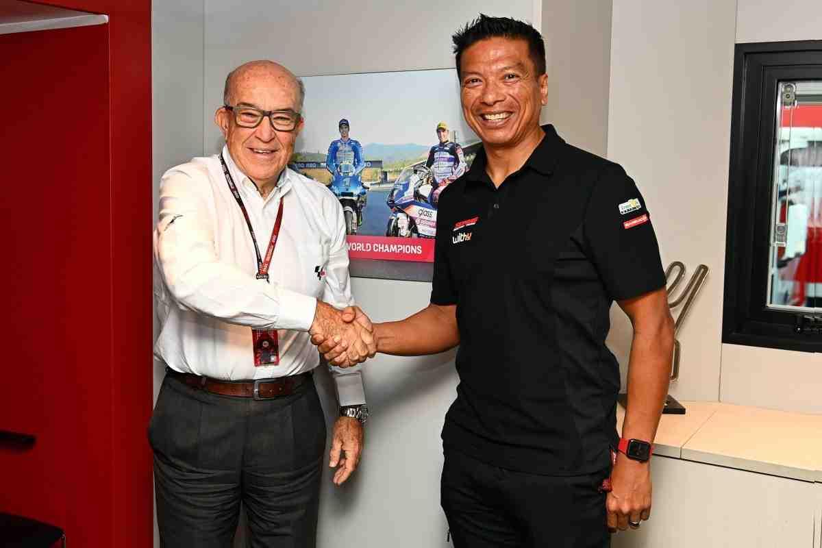 Sepang Racing Team преобразована в новую команду - RNF MotoGP Racing!