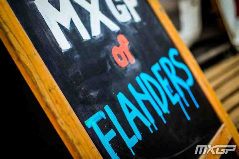 Мотокросс: видео Гран-При Фландрии MXGP/MX2 - Lommel