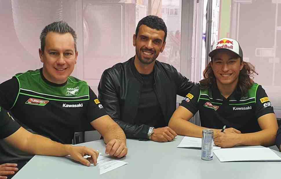 ������� �������: ���� ��������� - ���� � ������ ���� ��������� �� Moto3 � World Supersport