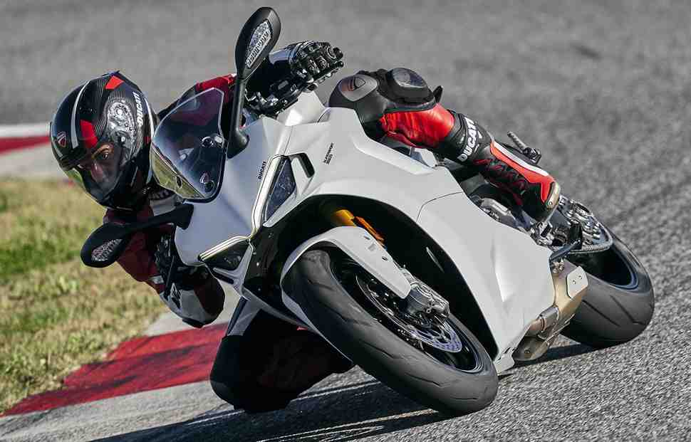 ��� ������������ �� ���� Ducati Supersport 950 (2021) - ���������� World Supersport