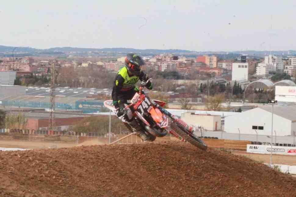 Мотокросс EMX125: Даниель Волович подписал контракт с KTM Diga Junior Racing