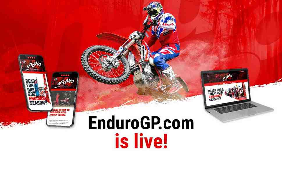 Чемпионат мира по эндуро - FIM Enduro World Championship запустил новый сайт