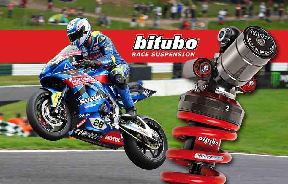 Дело на два клика: мотоциклетные подвески BITUBO вышли на российский рынок