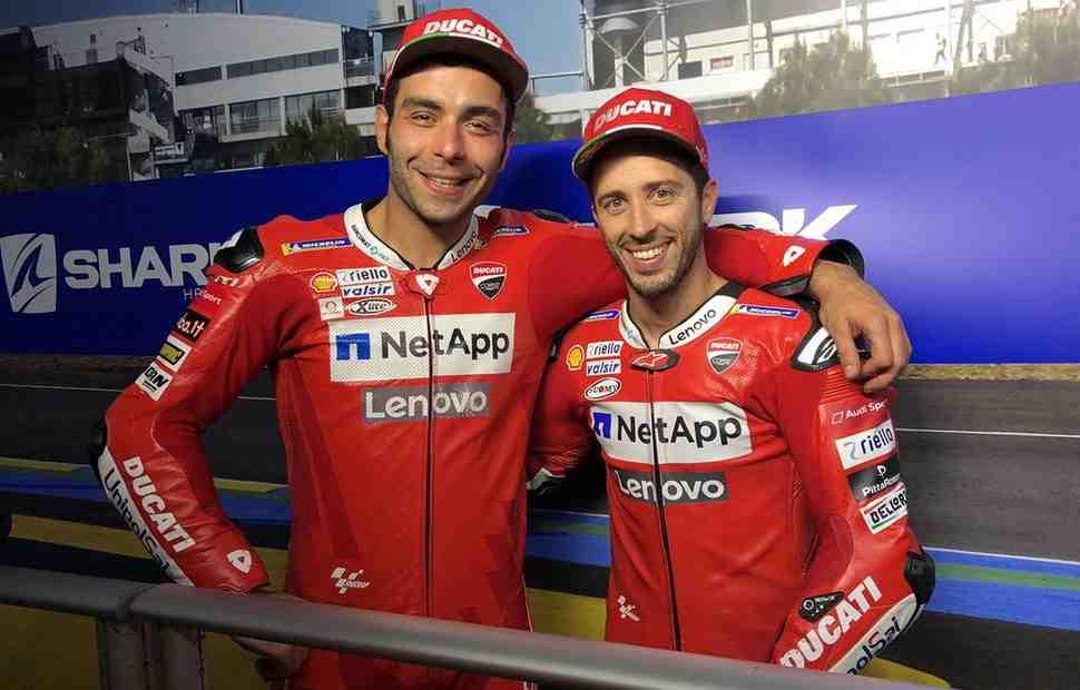 MotoGP: Андреа Довициозо - Нам бы радоваться ситуации в чемпионате, но... мы проигрываем
