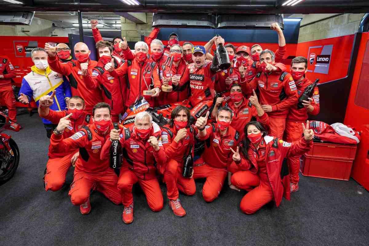 Ducati готовится к доминированию в MotoGP