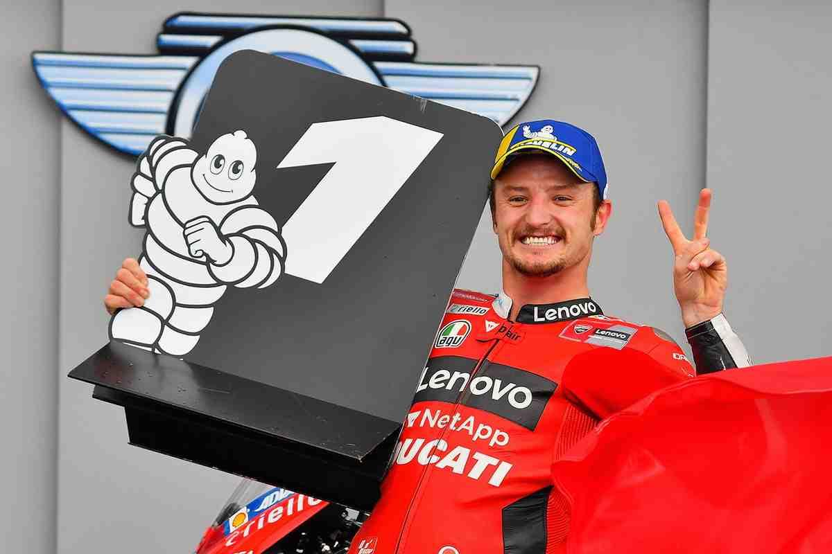 MotoGP: Джек Миллер получит продление контракта с заводской командой Ducati на 2022 год