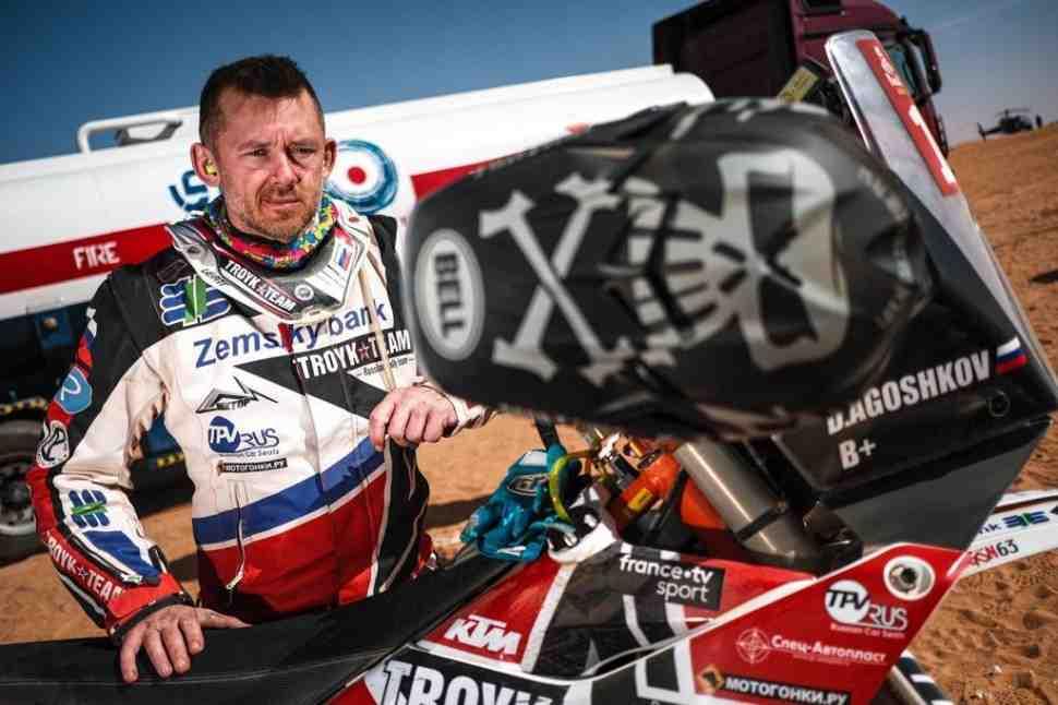 Dakar2021: Дмитрий Агошков о нововведениях в ралли-марафоне