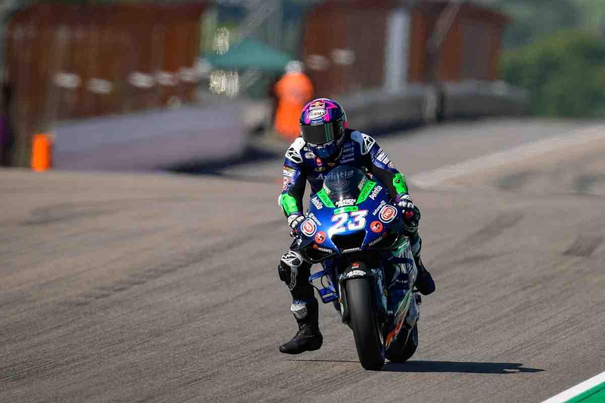 Изменения на стартовой решетке MotoGP Гран-При Германии