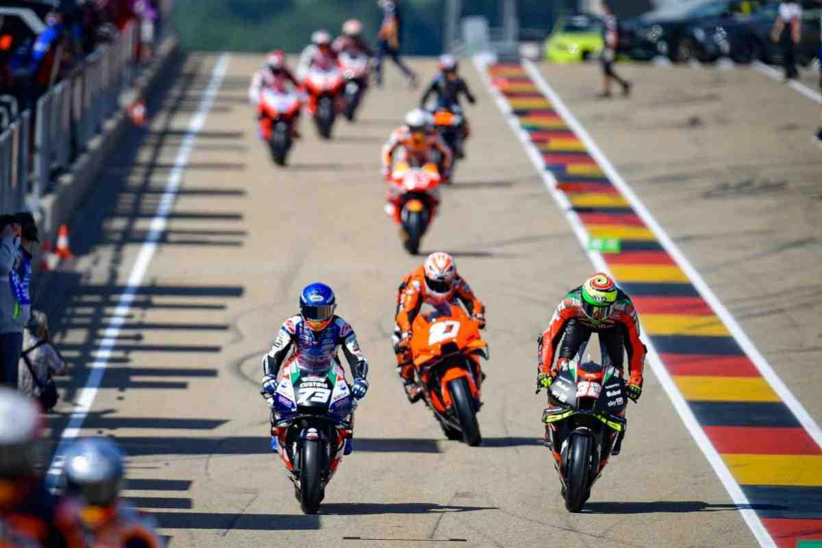MotoGP: Драматичная битва за место в Q2 разыгралась на Sachsenring утром субботы