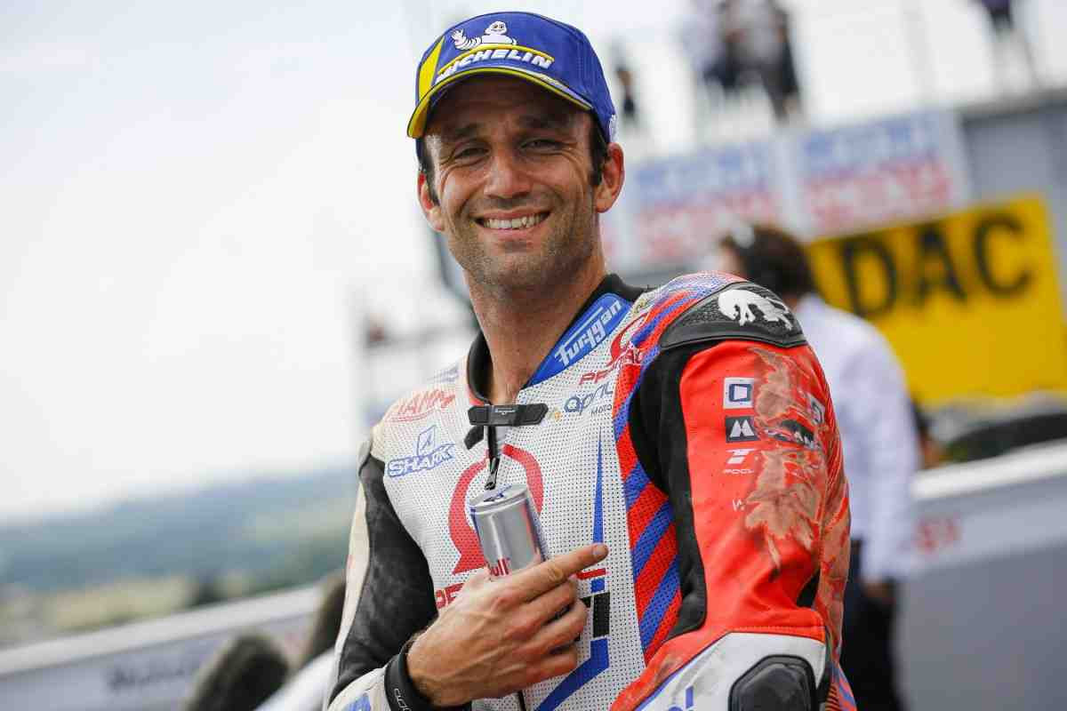 MotoGP: Зарко приковал к себе внимание - сначала, сверхбыстрым кругом, затем, падением