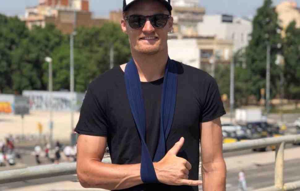 WSBK: Чаз Девис пропустит World Ducati Week 2018 из-за травмы