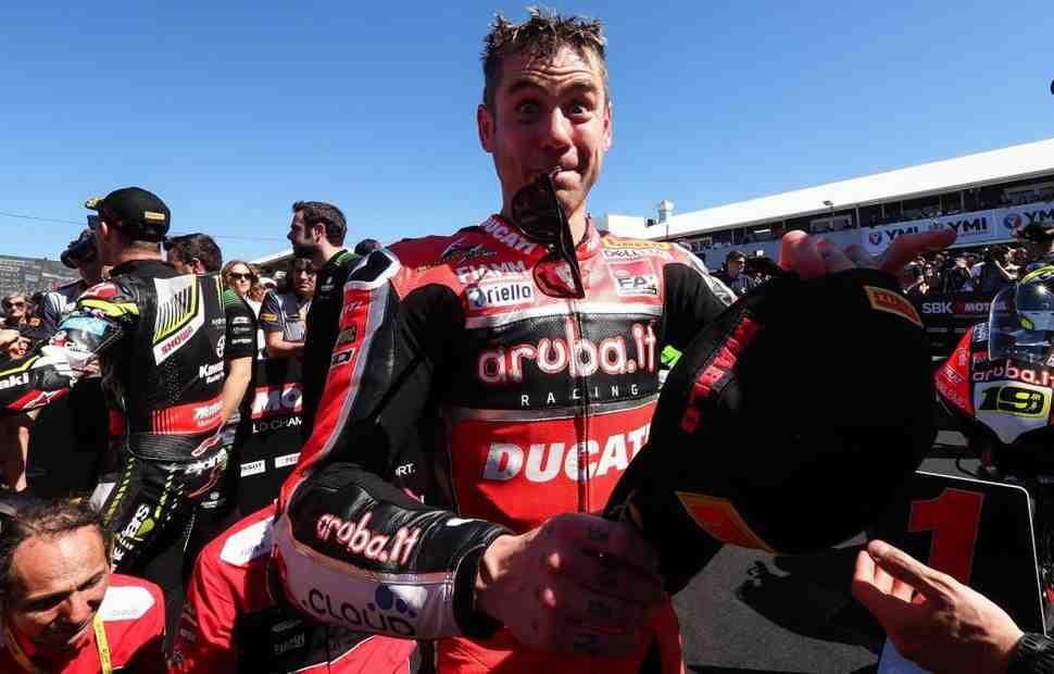 WSBK: ������� �������� ������������� �� ������ ���������� �������� � Ducati �� 2020 ���