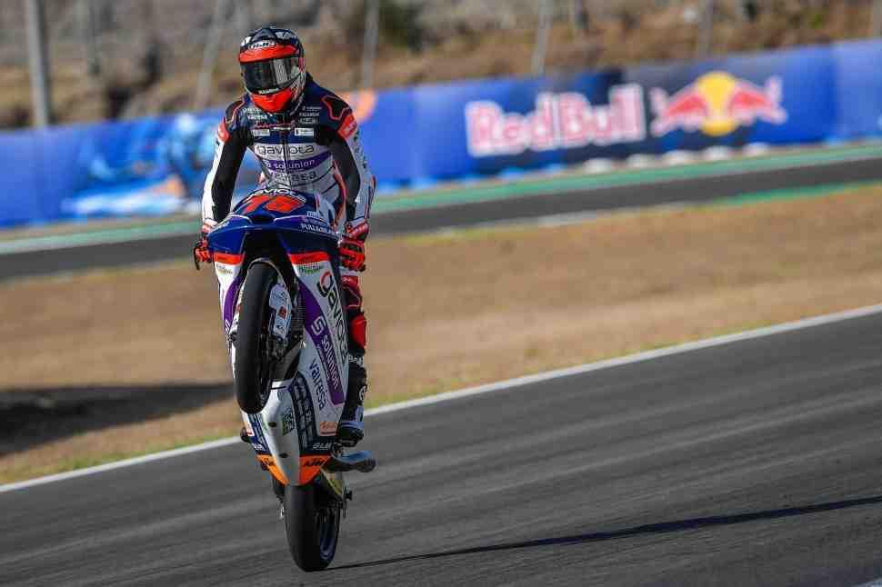 SpanishGP: Альберт Аренас выиграл Гран-При Испании в классе Moto3