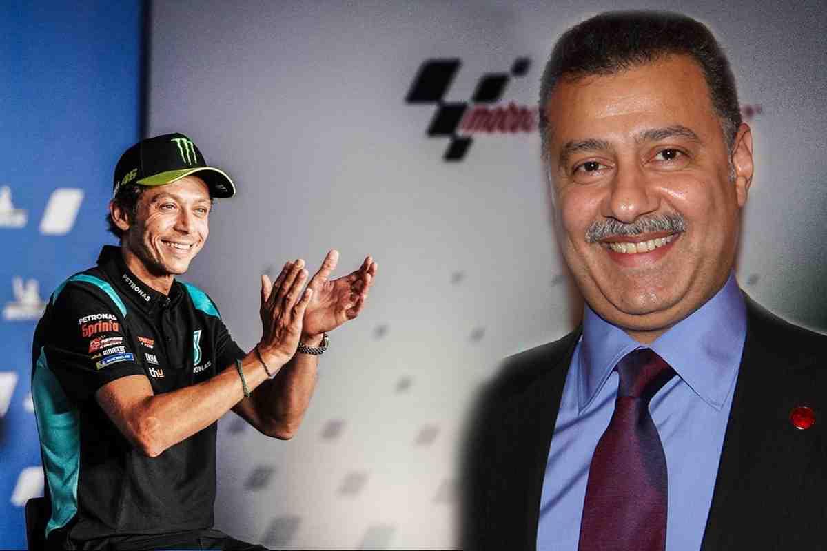 Принц заговорил: VR46 Racing получит $18 млн для проекта в MotoGP уже через неделю