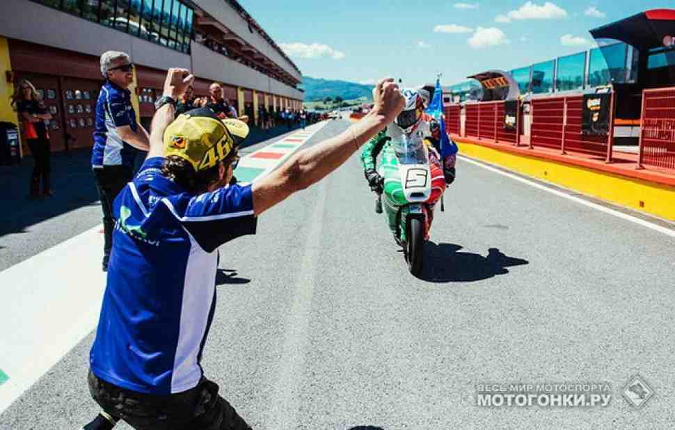 Карьера Романо Фенати в МотоГП - продолжится?