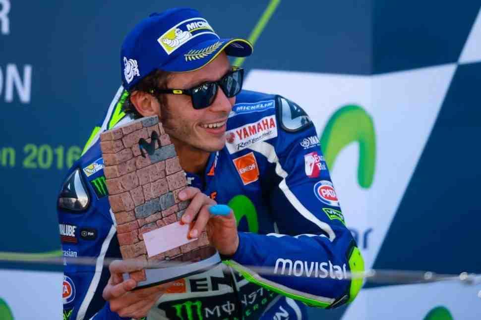 MotoGP: Валентино Росси намерен вернуться на подиум в непокорном Арагоне