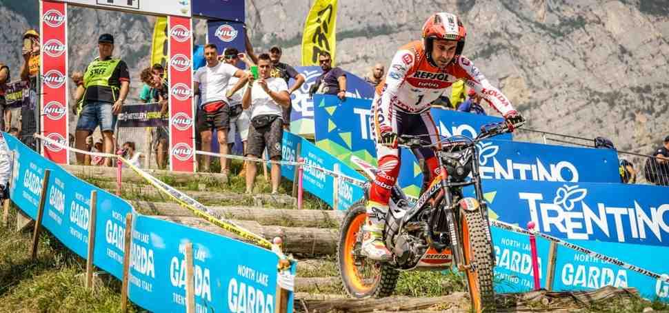 TrialGP: Тони Боу - победа в финальном раунде в Италии