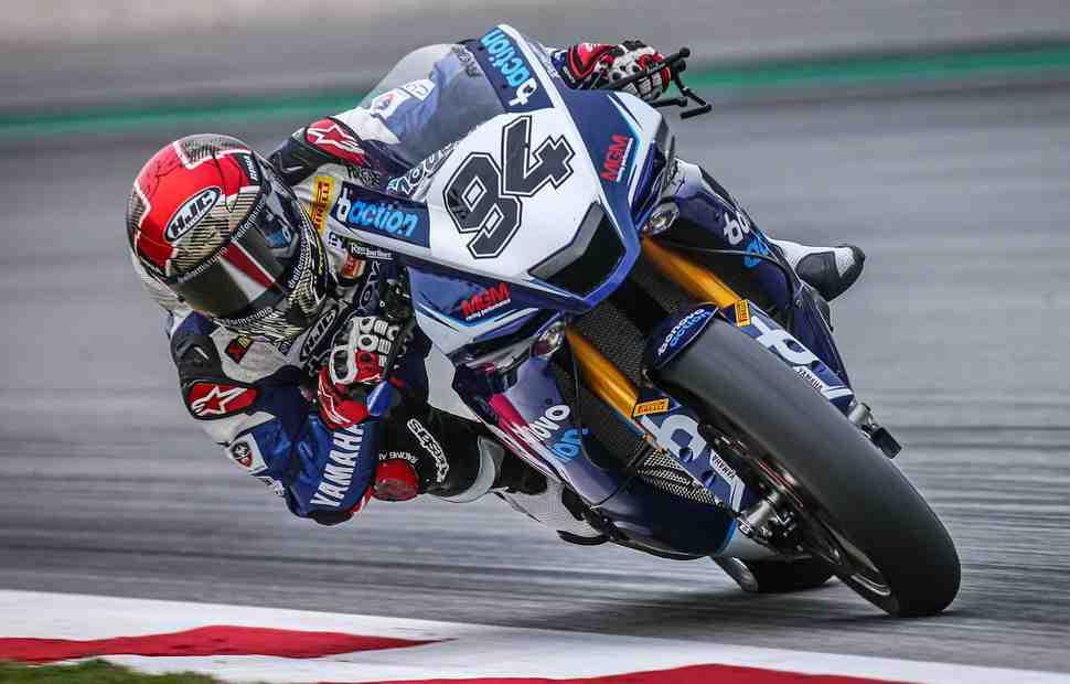 ����� ������� �� ���������������� � �������� ����� World Superbike