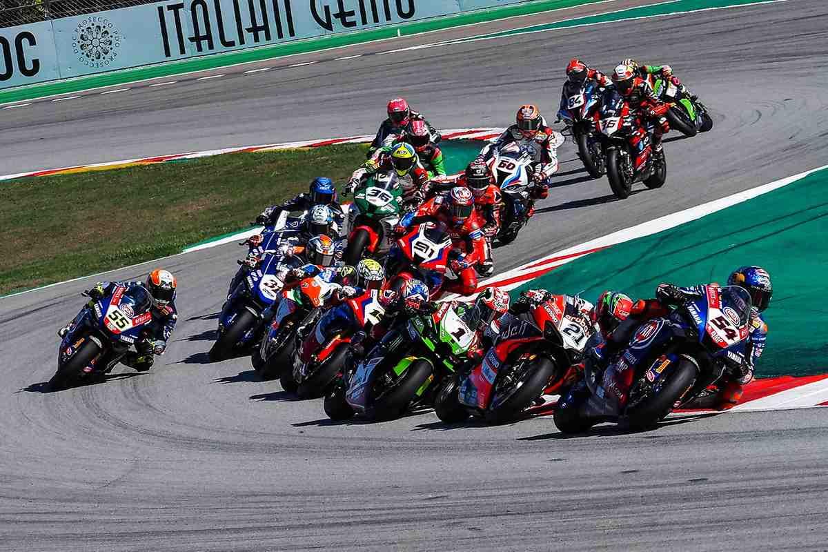 BarcelonaWorldSBK: ������� ���� � ������� ������ ����� ������� Ducati ������� ��������� �����