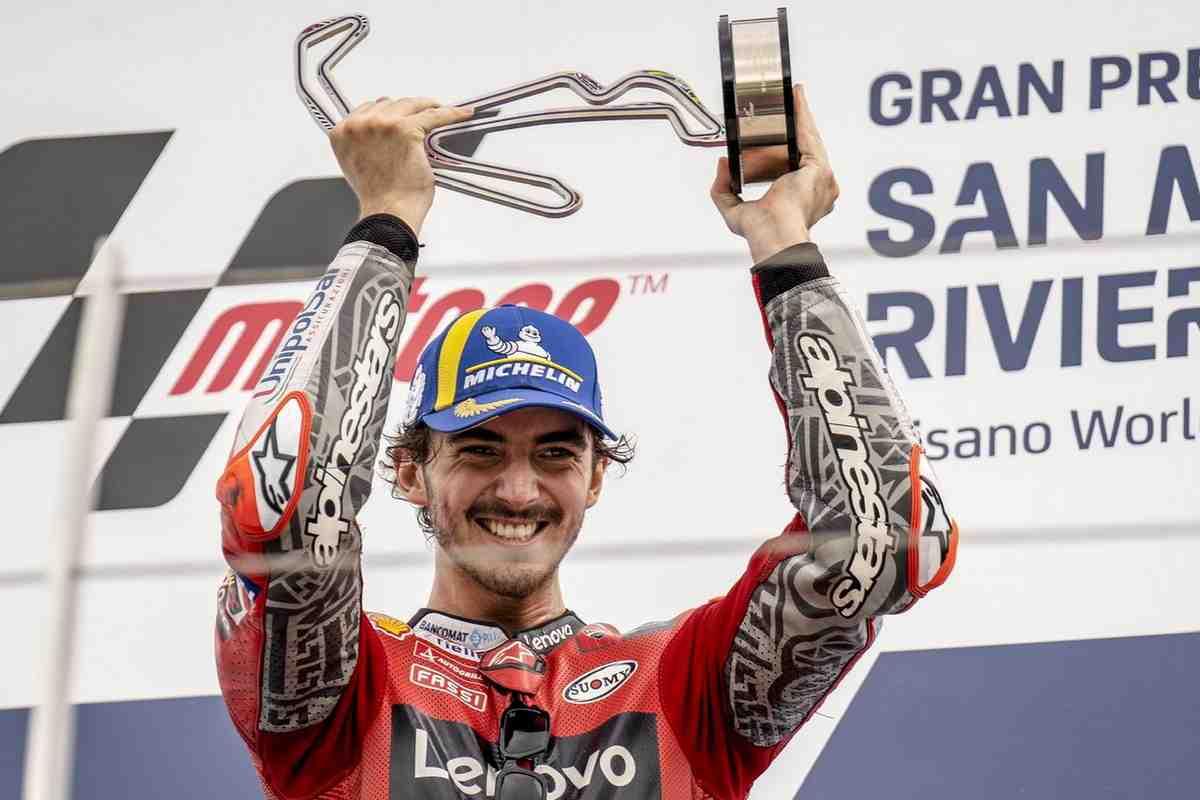 MotoGP: Ducati празднует домашнюю победу, но в выигрыше - Куартараро!