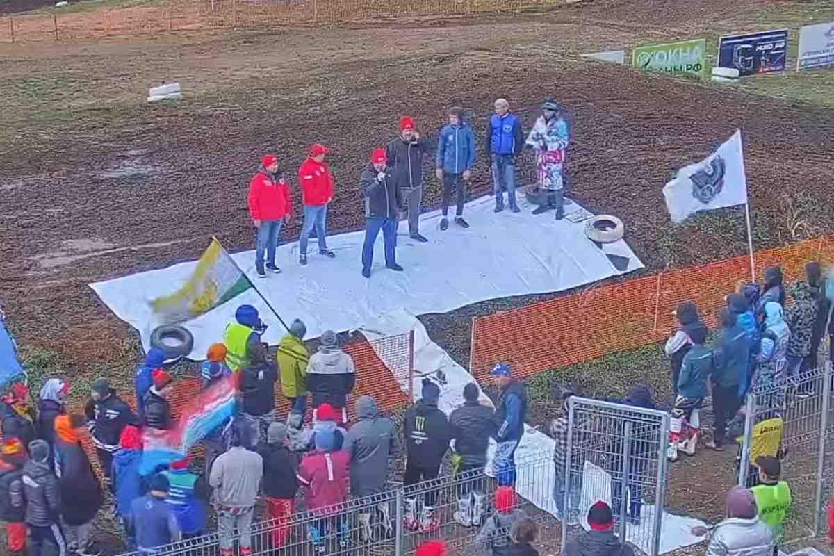 Видео: Финал чемпионата России по мотокроссу 2021 в Набережных Челнах - смотрим!