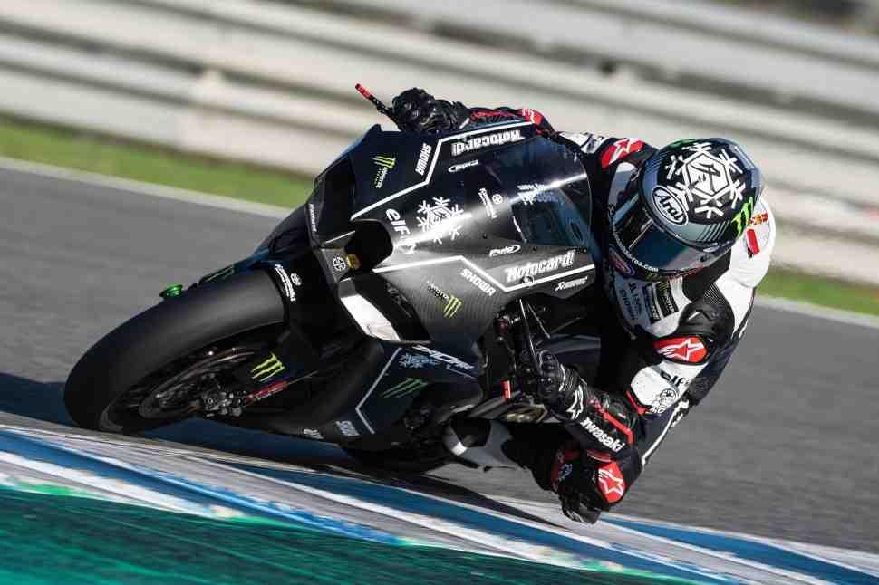 ��� ������� ��������� ������ Kawasaki ZX-10RR SBK 2021 - �� ����� ������� ��������� MotoGP!