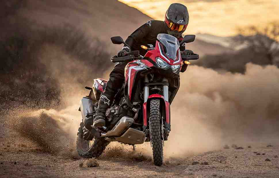 Honda ������� ���� � ������ �� CRF1100L Africa Twin � Adventure Sports 2020 ����