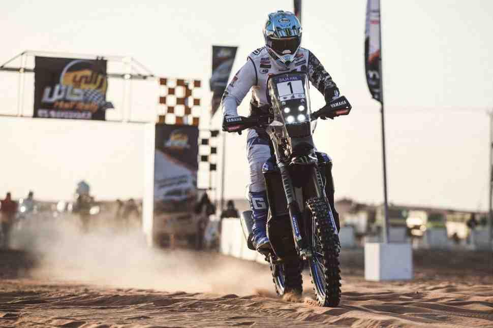 Monster Energy Yamaha Rally провела боевую тренировку в рамках подготовки к Дакару-2021