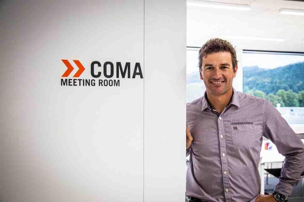 Легенда Dakar Rally Марк Кома стал большим боссом в KTM AG